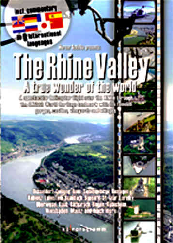 The Rhine Valley -  A true wonder of the world